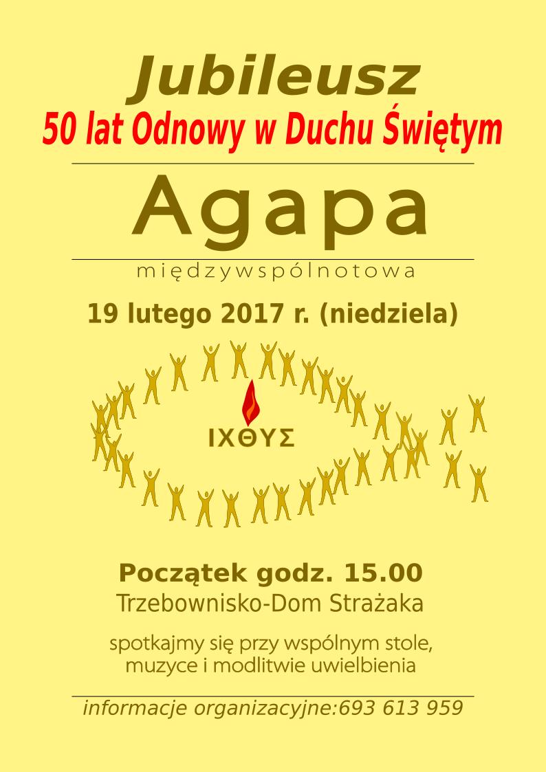 Agapa - Trzebownisko